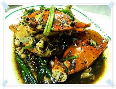 [ 028] เที่ยวงานหนังสือ กิน Sea Food ที่เยาวราช