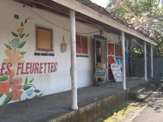 Les fleurettes,association de tresseuses de vacoa, artisanat traditionnel de l'île de la réunion